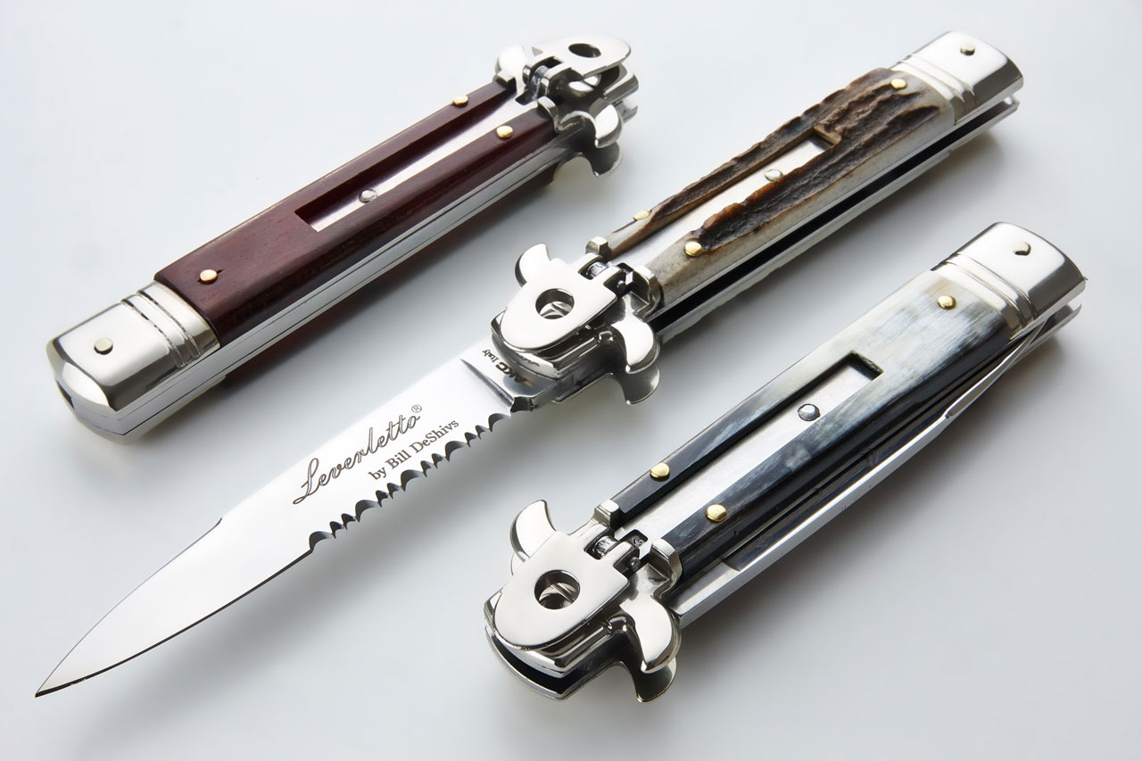 leverlock it - leverletto AKC switchblade